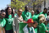 The Mayor's Office of Veterans Affairs joined Mayor Bowser for the DC Emancipation Day Parade on Saturday, April 16th
