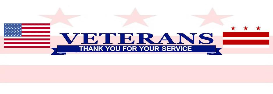 Thank You Veterans Banner Veteran thank you for service