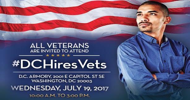 DC Hires Veterans!