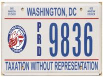 Dc Veteran Vehicle Tags Ova